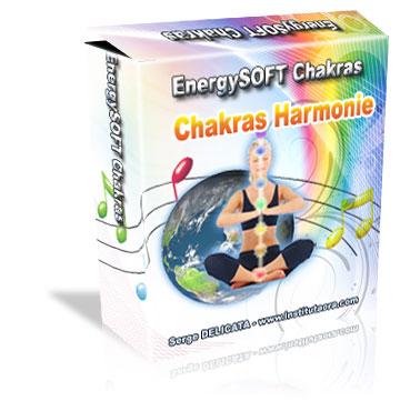 Logiciel de soin quantique EnergySOFT Chakras