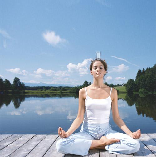equilibre position du lotus